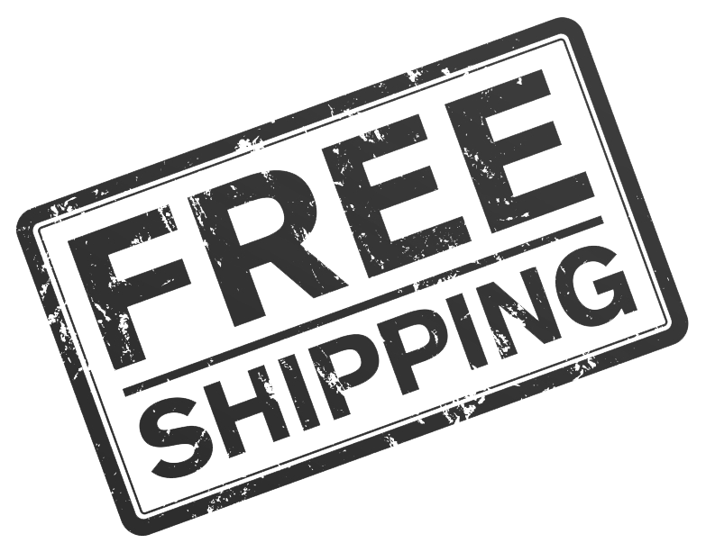 We offer free shipping with Australia